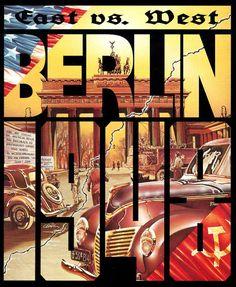 East vs. West: Berlin 1948 / Amiga / Rainbow Arts / 1989