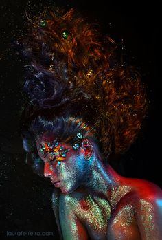 Arianne by Laura-Ferreira.deviantart.com on @deviantART #glitter #colour
