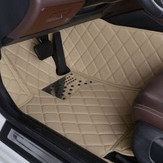 Automobiles & Motorcycles Floor Mats Decoration Interior Mouldings Modification Automovil Protector Accessories Carpet Car Floor Mats For Volkswagen Gran Lavida