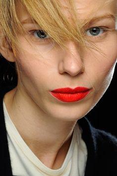 Runway Makeup Tips 2012