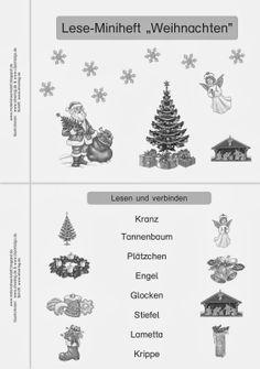 Materialwerkstatt  Weihnachten