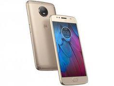 """Smartphone Motorola Moto G5s 32GB Ouro - Dual Chip 4G Câm. 16MP + Selfie 5MP Tela 5,2"""" com as melhores condições você encontra no Magazine Virtualgold. Confira!"""