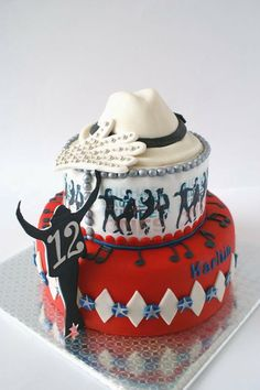 Michael Jackson cake! Somebody, PLEASE make me this for my birthday!!!