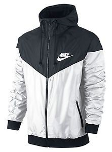 50cfbc43654f Nike Windrunner Windbreaker Jacket White Size Small Medium Large Men Women  S M L