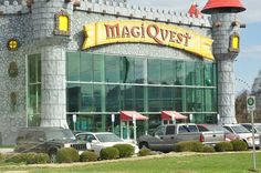 MagiQuest is an interactive live-action, role playing game where players embark on quests and adventures in an enchanted fantasy world