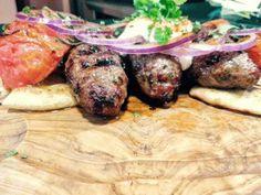 Αράβικο Κεμπάπ απο τον Chef Νίκο Μπραγουδάκη   Εύα Παρακεντάκη Chicken, Meat, Food, Essen, Meals, Yemek, Eten, Cubs