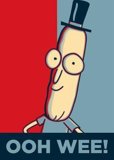 I'd vote for Mr. PoopyButthole