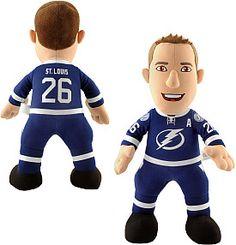 Martin St. Louis plush doll!