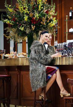 Chanel Fall 2015 http://tempodadelicadeza.com.br/2015/03/12/chanel-fall-2015-welcome-to-the-brasserie-gabrielle/