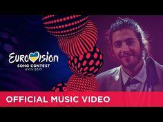(3) Salvador Sobral - Amar Pelos Dois (Portugal) Eurovision 2017 - Official Music Video - YouTube
