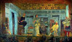 Le malade imaginaire, 1900, Edouard Vuillard