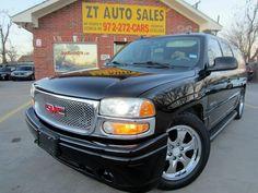 2005 GMC Yukon XL Denali 4dr 1500 AWD Black / Gray 2005 GMC Yukon XL Denali 4dr 1500 AWD  4 Doors, All Wheel Drive, SUV, 6.0L 335.0hp, 8 Cylinders , Automatic Transmission