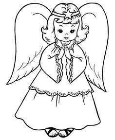 Christian coloring pages · Christian Christmas coloring pages · Christian printables . Free, printable Christian coloring pages for Christmas! Coloring pages of the Christmas story too. Nativity Coloring Pages, Angel Coloring Pages, Printable Christmas Coloring Pages, Disney Coloring Pages, Coloring Pages To Print, Free Printable Coloring Pages, Coloring Pages For Kids, Coloring Books, Free Printables