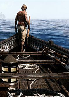 Edward Kenway Assassin's Creed 4 Black Flag