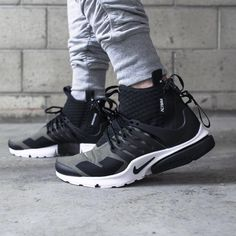 san francisco eadc0 0de53 ACRONYM x NIKELAB AIR PRESTO MID (via in.neutral) Adidas Gifts, Sneakers