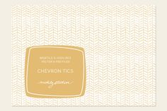 Check out VECTOR & PSD Chevron Tics tiles & pa by michLg studios on Creative Market