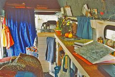 van interiors - Google Search