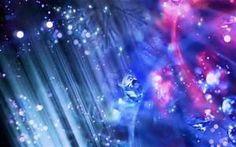 Beautiful Blue Glitter Background - Bing images