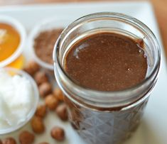 homemade hazelnut cocoa spread- Super Healthy Kids