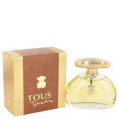 Tous Touch by Tous Eau De Toilette Spray 3.4 oz