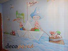 mural piratas