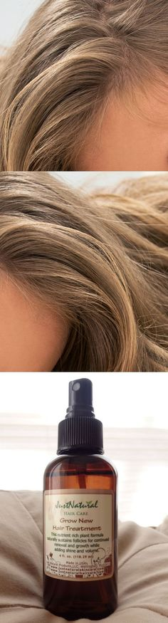 Grow New Hair Treatment - Not All Hair Loss is Permanent