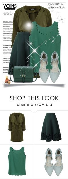 """""""II - 5. YOINS"""" by amina-plava ❤ liked on Polyvore featuring yoins, yoinscollection and loveyoins"""