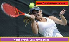 Watch live French Open Tennis 2016, French Open Tennis Live From Sunday May 22 TO Sunday Jun 5, 2016 live at Paris Capital of France. French Open Tennis Live On pc laptop mac iphone laptop android tablets Windows or more electronic devices Watch Over 4500 Plus HD TV Channel on Worldwide. Crystal clear coverage is essential so you don't miss any part of the Live Tennis action.  LIVE STREAM HERE::::  http://www.frenchopenonline.com/