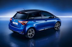 Check out the Toyota Yaris facelift for 2017 - Car Keys