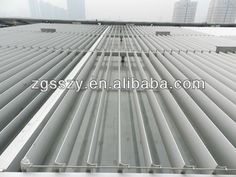 Exterior Aluminium Louvers with motor to Remote Control Motorized