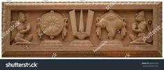 Surya Palagai Design for Main Door Single Door Design, Wooden Front Door Design, Double Door Design, Wooden Front Doors, Tv Wall Design, House Design, Bed Design, Temple Design For Home, Cnc Cutting Design