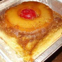 Absolutely delicous pineapple cake - will make it again and again. Pineapple Upside Down Cake, Pineapple Cake, Pineapple Delight, Fruit Recipes, Cake Recipes, Dessert Recipes, Just Desserts, Delicious Desserts, Yummy Food