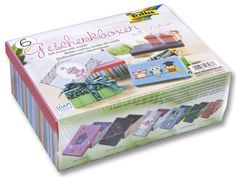 4001868074338 Set 6 cajas decoradas para regalo