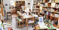 bookshop and gallery ON READING