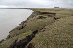 Thawing permafrost 50 million years ago led to global warming events