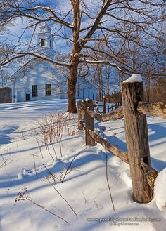 West Guildford,Vermont . Norman Rockwell must live here, with Robert Frost next door. JC#