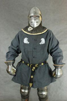 Westfallen coat medieval armor 14th century knight soldier