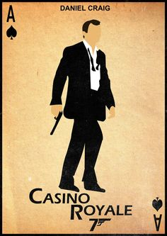 Casino Royale. like the card, like the colors and feel.