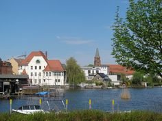 Blik op het Dominsel / View on the Dominsel