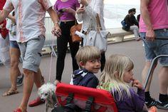 Ob in der Stadt, in den Bergen oder am #Strand. Der #YippieYo #Crossbuggy bietet aktiven Familien absolute Freiheit.