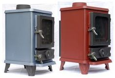 The Hobbit Small Wood Stove Colors