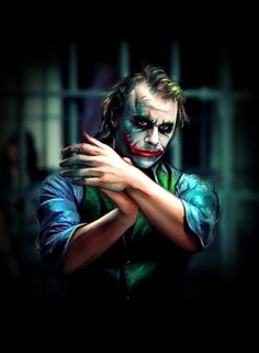 Heath Ledger's Joker - The Dark Knight