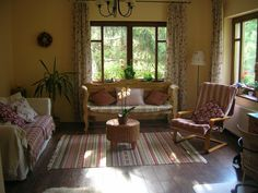 *Hungarian Provence*: Kati vidéki otthona őszi hangulatban / Kati's country style home with autumn feeling