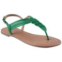 Friendship Sandal Green by Corso Como