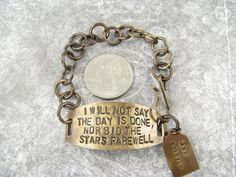 LOTR bracelet. $24.95