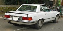 Mercedes-Benz R107 and C107 - Wikipedia