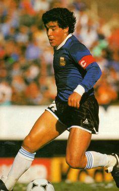 Maradona Copa América 1987