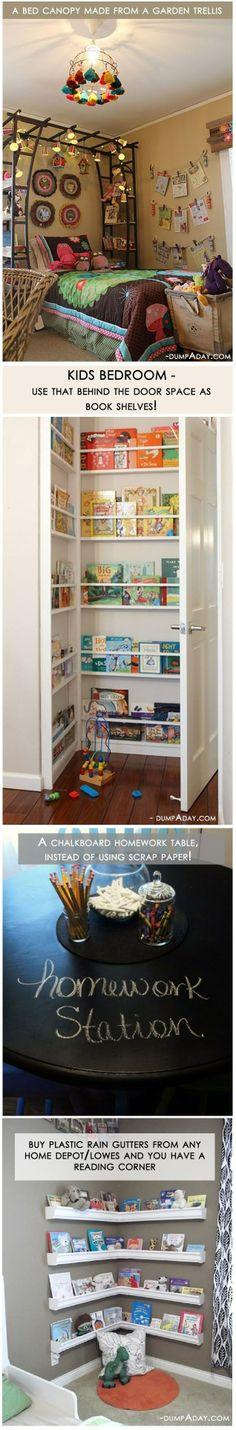 organisation pour chambre ou salle de jeux d'enfants