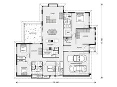 Fernbank 262 - Element, Our Designs, Custom Home Builder GJ Gardner Homes