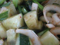 Maka'z Home: Cucumber Kim Chee